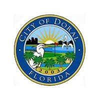 City of Doral logo by Bidera.com